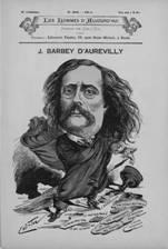 Couverture de Brabey d'Aurivilly, un réfractaire