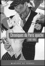 couverture de Chroniques du Paris Apache