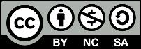 Licence creative commons by-nc-sa