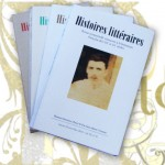 abonnement annuel Histoires Littéraires