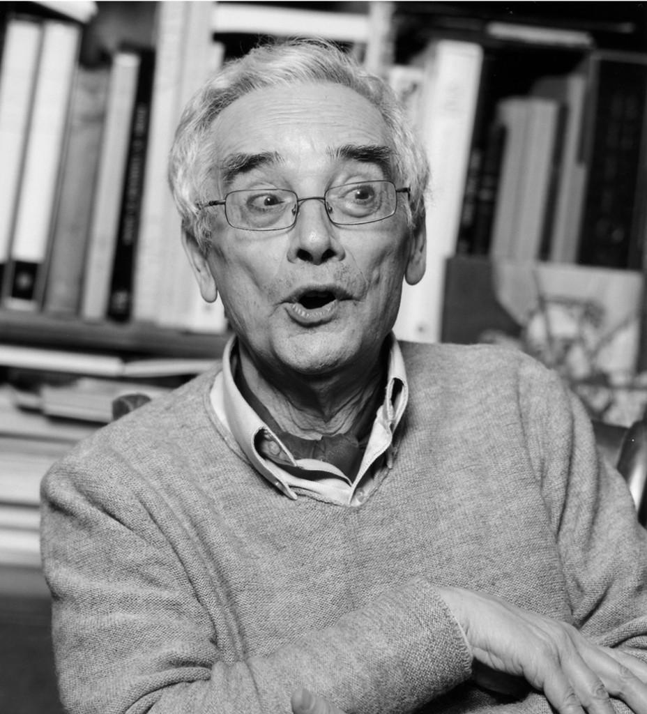 Marcel Benabou par Louis Monier