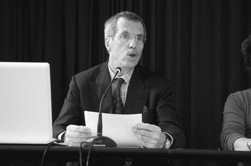 Julien Bogousslavsky - XIXe colloque des Invalides 2015
