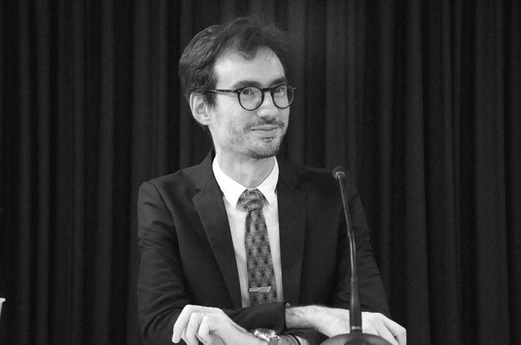 Julien Schuh - XIXe colloque des Invalides 2015