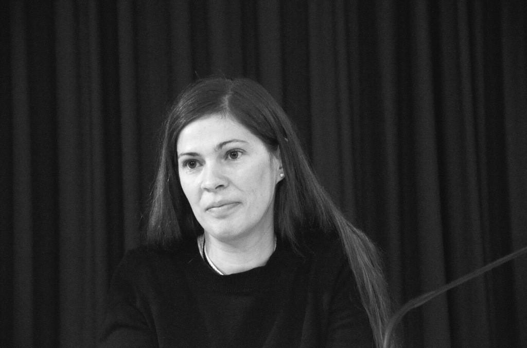 Laure Darcq - XIXe colloque des Invalides 2015