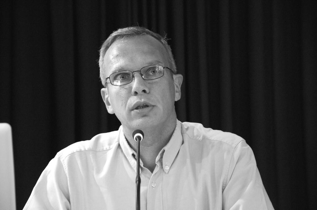 Olivier Justaffré - XIXe colloque des Invalides 2015