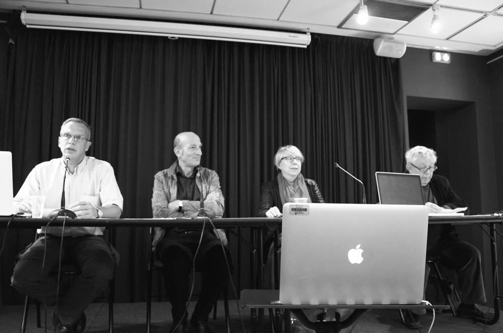 Olivier Justaffré,  Olivier Salon, Christine Planté, Alain Zalmanski