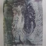 Hans Bellemer Petites filles et la mort 1941-1942, Galerie Hus, photographie Mathilde Labbé