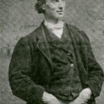 Albert Glatigny par Carjat 1864