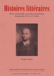 Histoires littéraires n°69