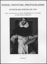 couverture d'Autour des poètes de 1927