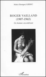 couverture de Roger Vailland