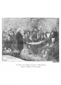 Les poètes chez Alphonse Lemerre