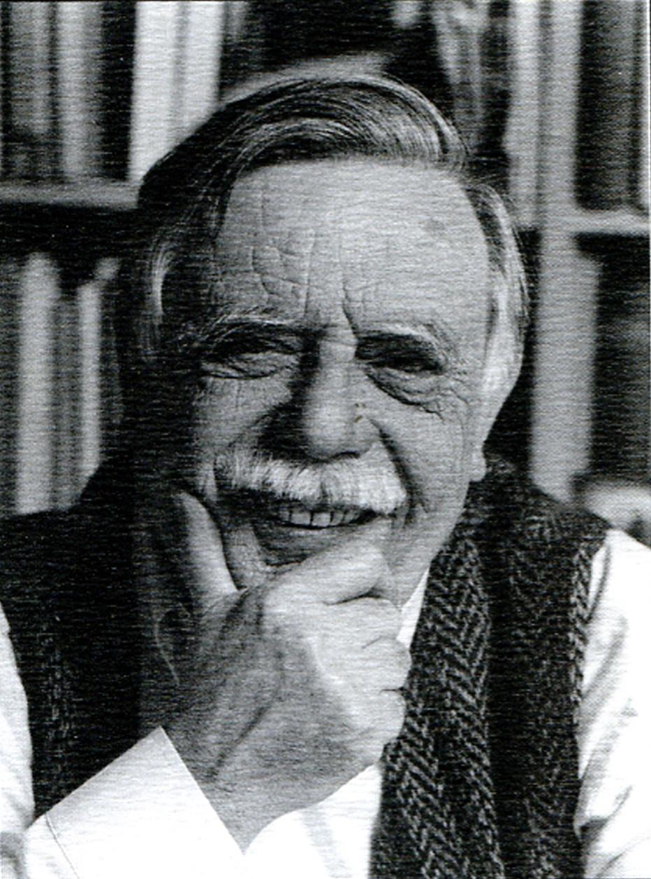 François Caradec par Louis Monier