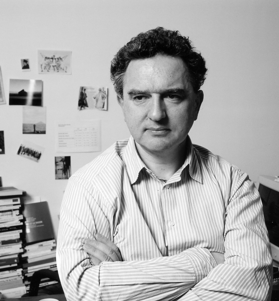 Michel Crepu par Louis Monier