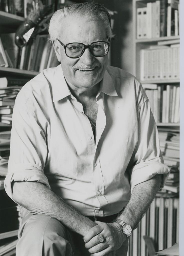 Maurice Nadeau par Louis Monier