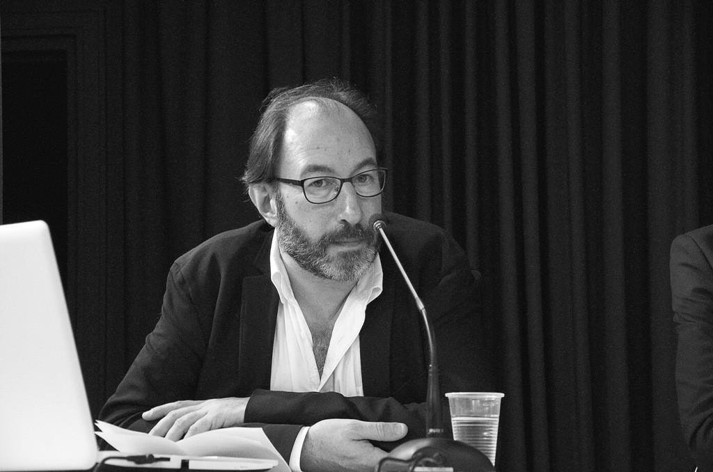 Eric Walbecq - XIXe colloque des Invalides 2015