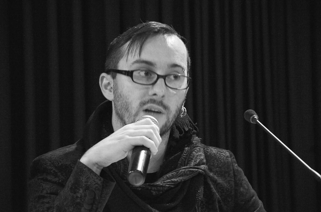 Kevin Saliou - XIXe colloque des Invalides 2015