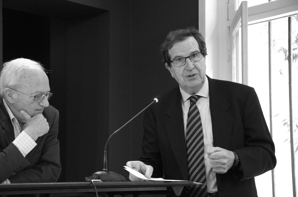 Michel Pierssens - XIXe colloque des Invalides 2015