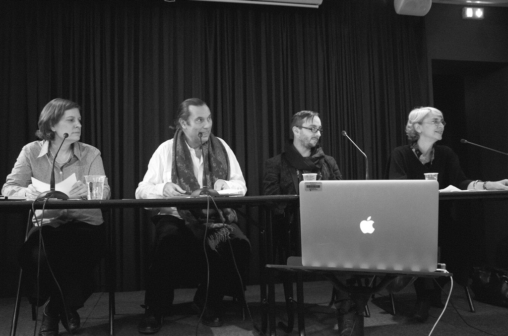 Bérengère Levet,  Marc Zammit,  Kevin Saliou, Nathalie Heinich