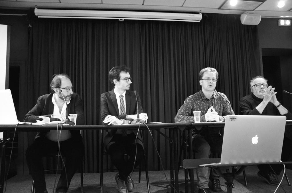 Eric Walbecq,  Julien Schuh, David Christoffel, Claude Schopp