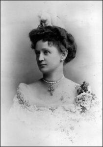 Marie Gilett Bennett, mère de Renée Vivien (1897, coll. part.)