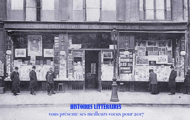 Histoires litteraires Voeux 2017