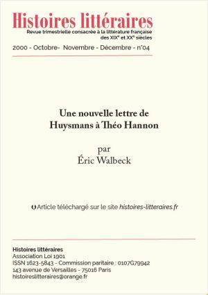 garde 2000-04-Lettre de Huysmans