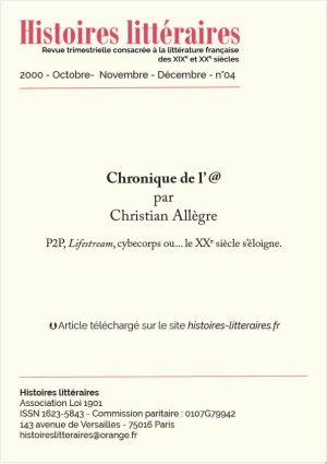 garde 2000-04-chronique de larobase