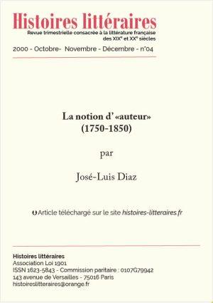 garde 2000-04-notion d auteur