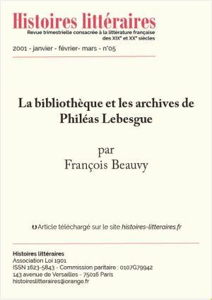 HL-2001-05-11-Phileas Lebesgue