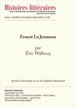 Ernest La Jeunesse