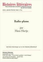 Radio-plume