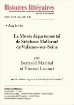 Le Musée départemental<br/>de Stéphane Mallarmé<br/>de Vulaines-sur-Seine