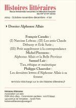 Dossier Alphonse Allais (4 articles)
