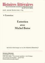 Entretien avec Michel Butor