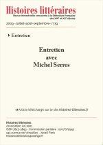 Entretien avec Michel Serres