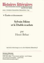 Sylvain Itkine et le Diable écarlate