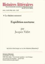 Expédition nocturne (1993)