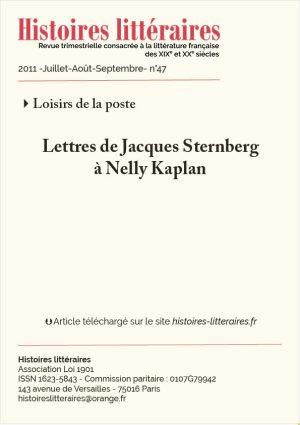 Couv. Sternberg-Kaplan