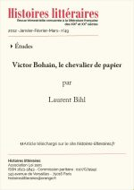 Victor Bohain, le chevalier de papier